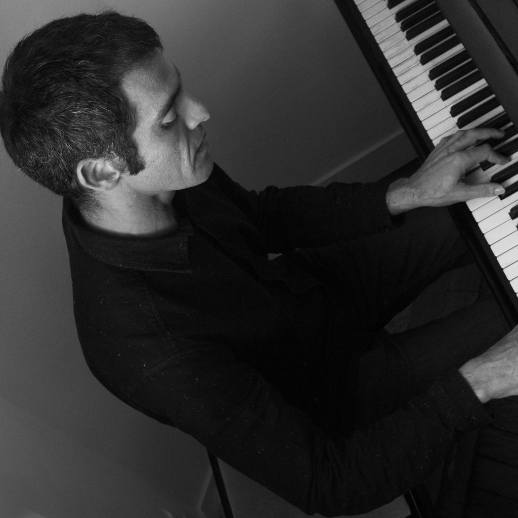 Stéphane Cochet - Piano